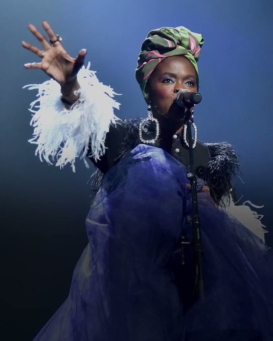 Happy birthday to the living legend Ms. Lauryn Hill.  Still influencing the culture to this day.