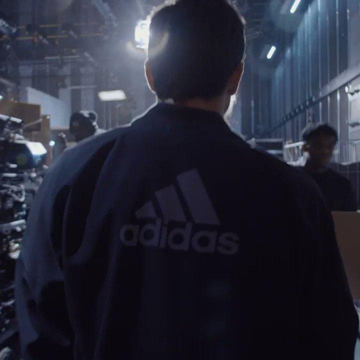 Create the answer. @adidas #HereToCreate #createdwithadidas https://t.co/OkIzyHkGlN
