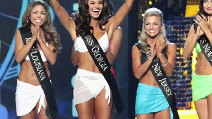 @InStyle: So long, swimsuits and evening gowns! The #MissAmerica pageant just ditched those rounds from its competition. https://t.co/spiHcgDY8X