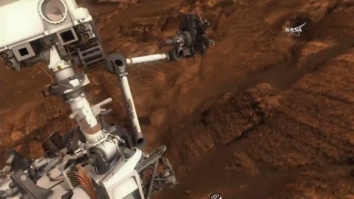 NASA finds the building blocks for life on Mars via @ReutersTV