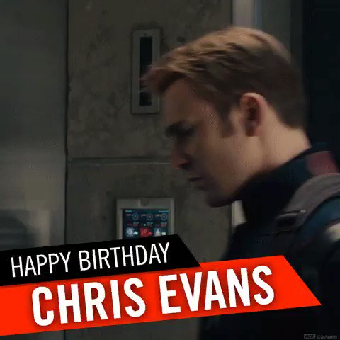 Happy birthday to our Captain America, Chris Evans. What\s your favourite Cap moment?