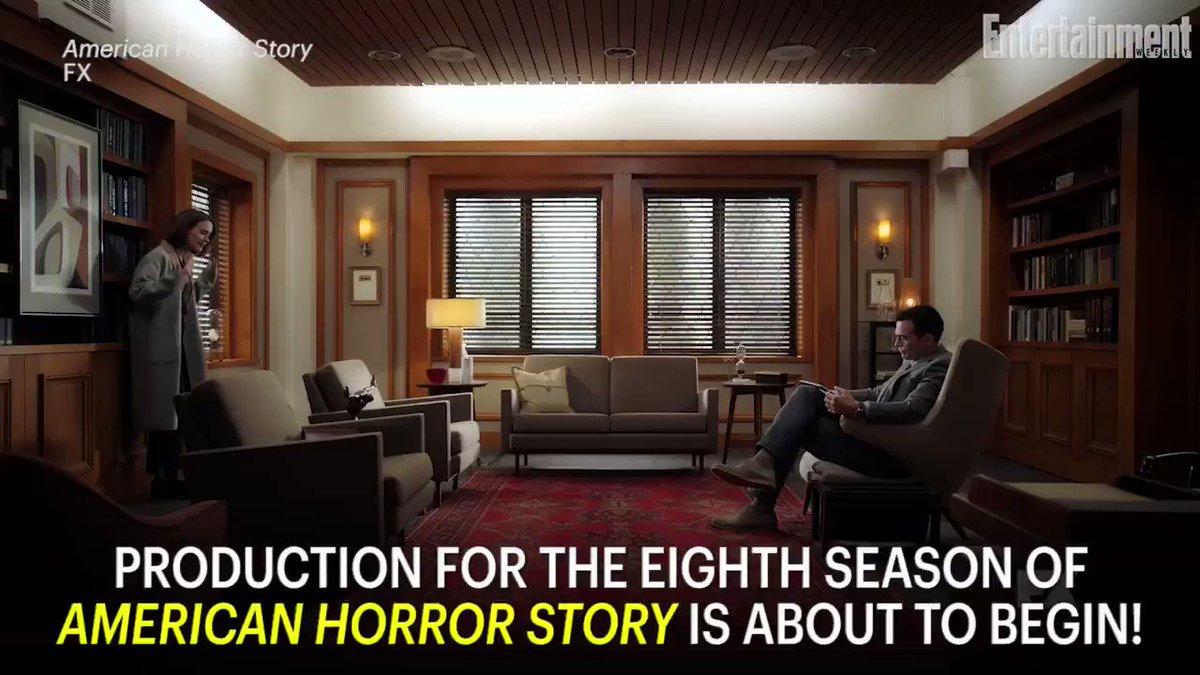 "Ryan Murphy says AmericanHorrorStory season 8 is ""unlike anything we've done"":"
