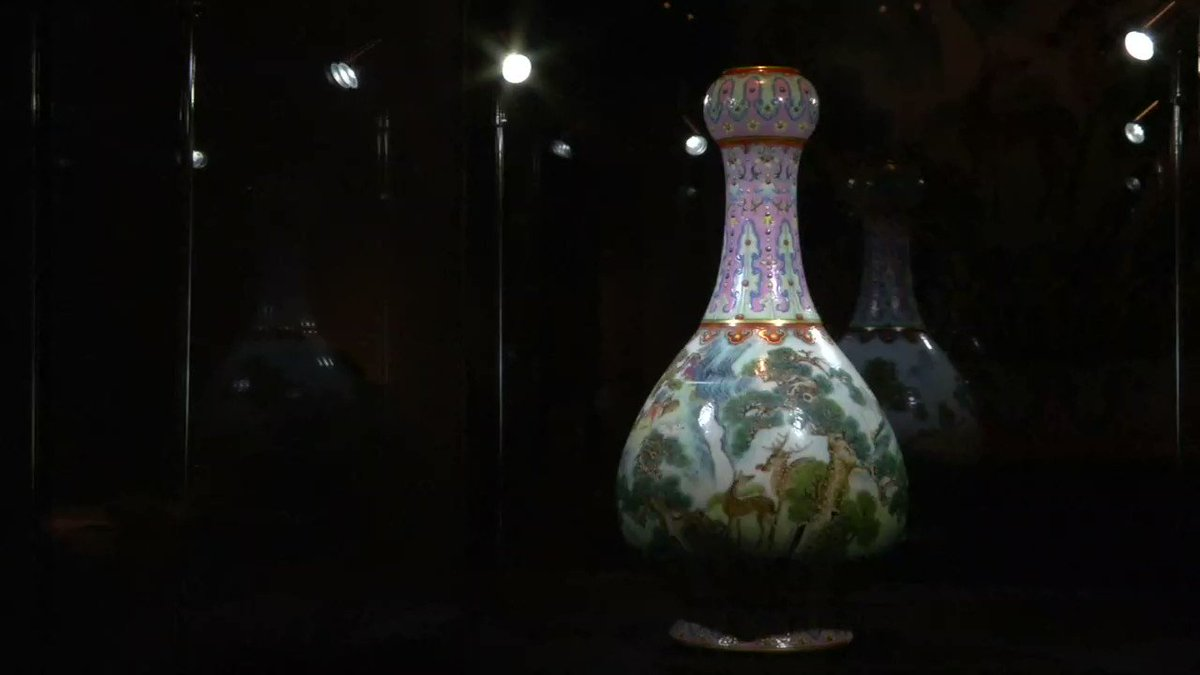 Chinese vase found in shoebox sells for $19 million at auction https://t.co/qU70H7D8fu