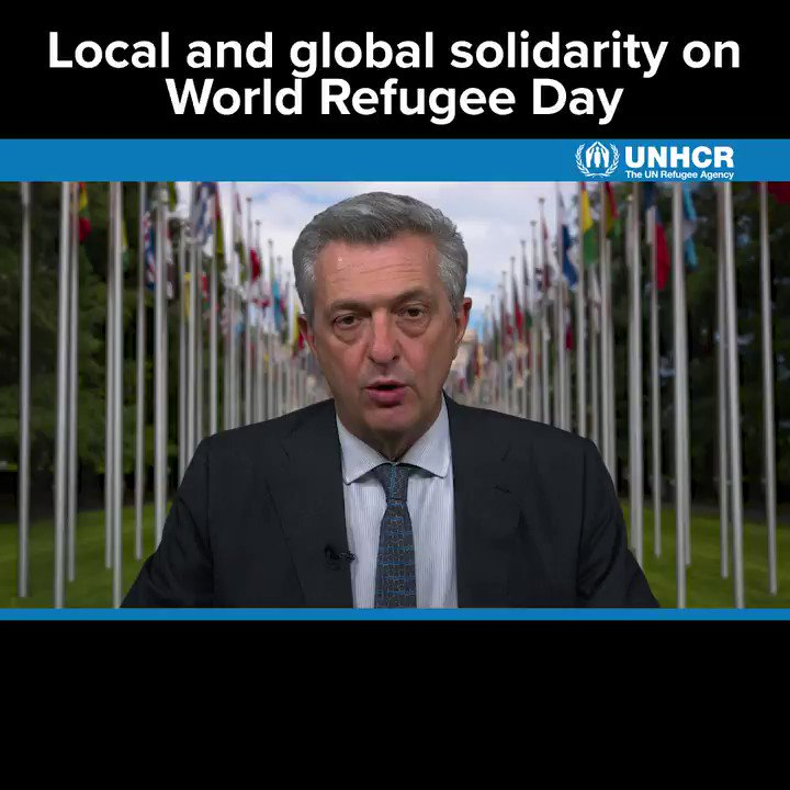 "RT @Refugees: ""It's time to do things differently."" #WorldRefugeeDay message from UN @RefugeesChief Filippo Grandi. https://t.co/SPS78HcWqJ"