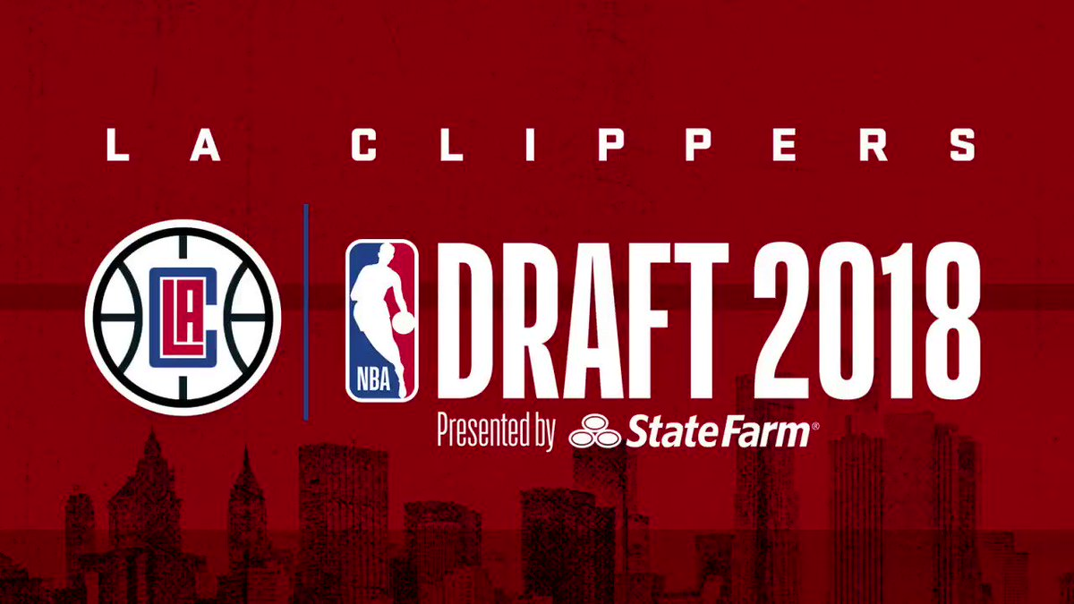 It all comes down to this moment. #LACDraft18  �� https://t.co/CEBxgMaZ6e https://t.co/KlFV3tmtug