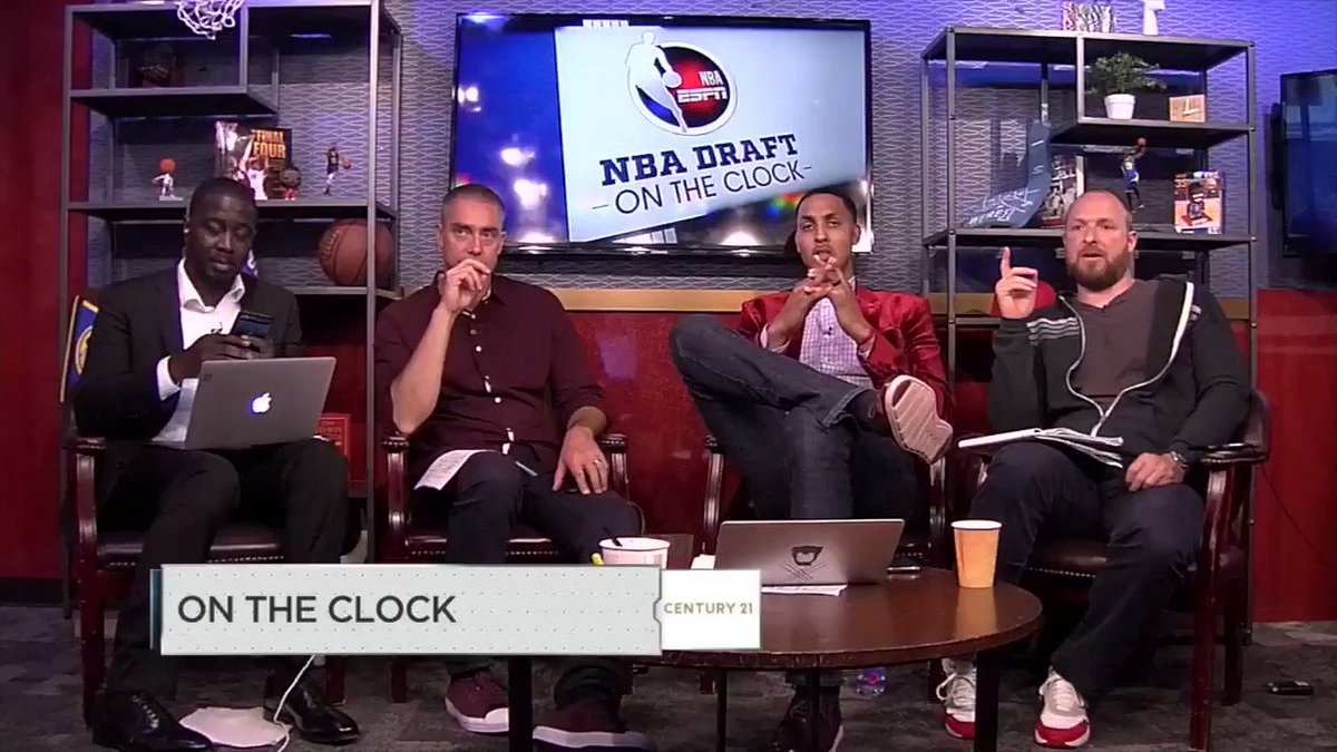 Is Grayson Allen a good fit on the Jazz?  Our On The Clock crew is on the case: https://t.co/fDlVsy3SxL