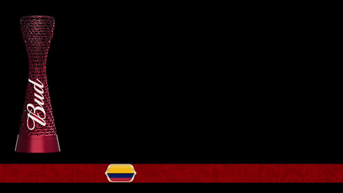 Congrats to @Budweiser #ManoftheMatch @jamesdrodriguez!   #POLCOL https://t.co/TTj9hzpuOT