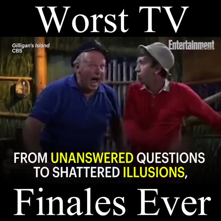 Take a look back at the terrible TV finales that totally drove us nuts. Read more: