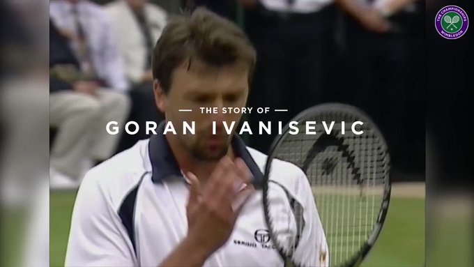 Happy Birthday Goran Ivanisevic Champion