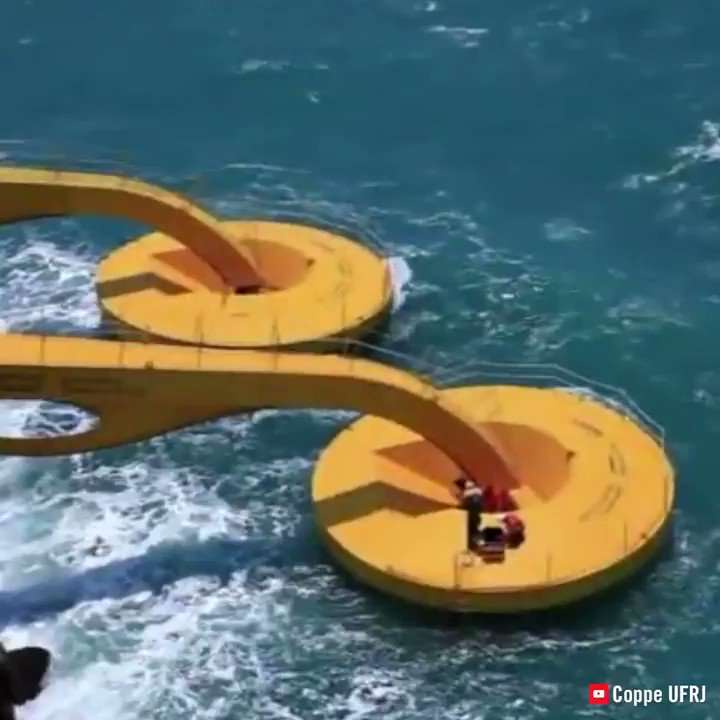 Ocean Waves can be a source of unlimited energy.   This Wave Power Plant, at full capacity, will produce 87 gigawatts of power.   A single gigawatt can power over 300,000 homes.  🌎⚡️🌍⚡️🌏  #Tech #CleanEnergy #MondayMotivation   https://t.co/IYFJuDWPkx