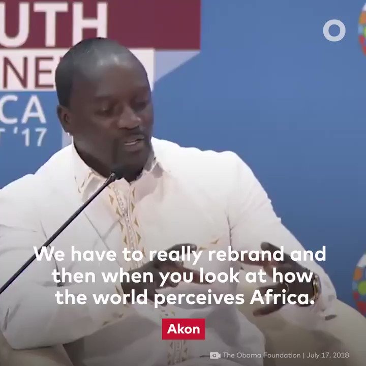 RT @GlblCtzn: .@Akon has an important message about Africa that everyone needs to hear. https://t.co/C1DvdRKchq