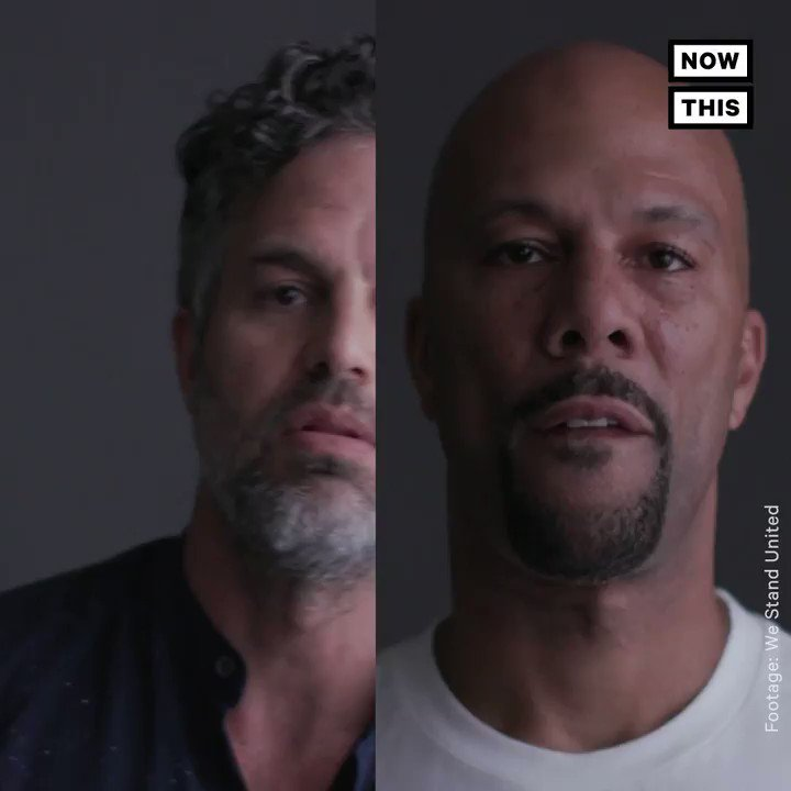RT @nowthisnews: Mark Ruffalo and Common are calling for family reunification at the border https://t.co/coLY4OEGzT