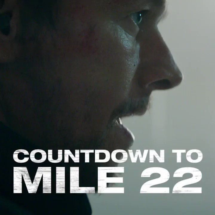 https://t.co/eCR1KI6Ke5 Locked and loaded. #Mile22 hits theaters Friday. Get tickets now: https://t.co/XyRIR1uTbe