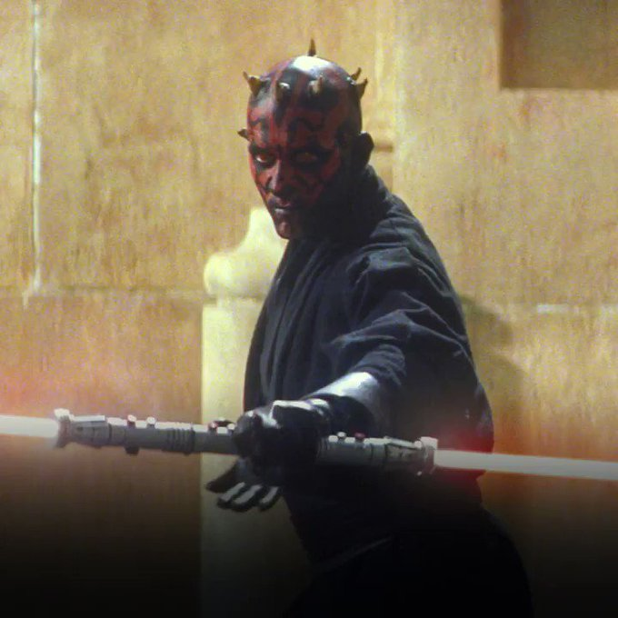Happy 43rd birthday to Ray Park, aka Darth Maul