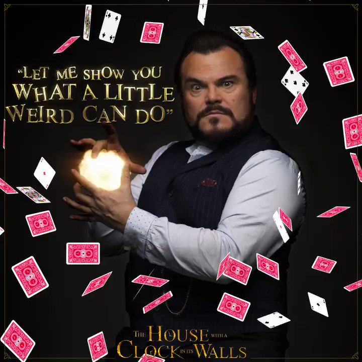 RT @housewithaclock: There's no such thing as normal. #HouseWithAClock ????️ https://t.co/qjeNcXqLBy