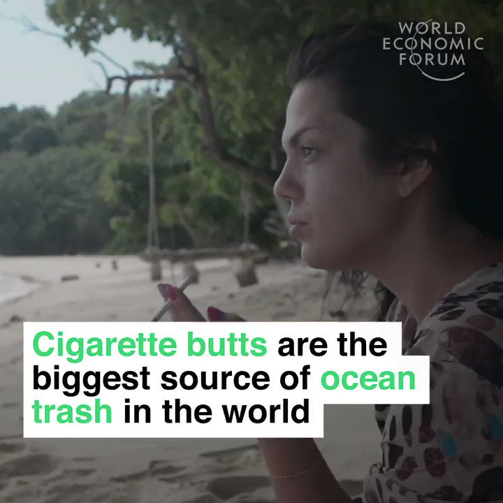 RT @wef: A third of all waste found in the sea. Read more: https://t.co/Tf4UjRtNen #environment #waste https://t.co/t0BfdJWGhu