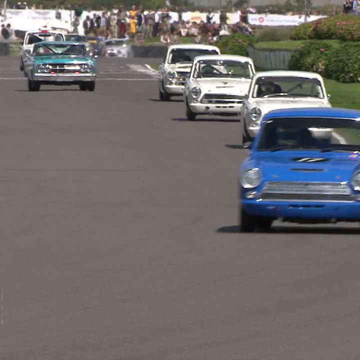 Which lap was best? #GoodwoodRevival