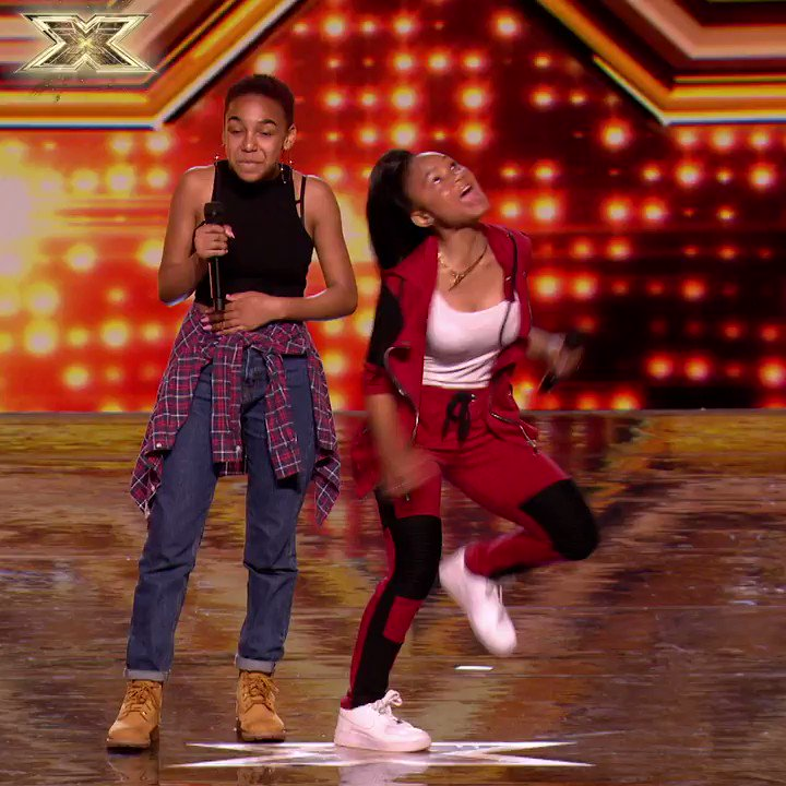RT @TheXFactor: Now THAT's what we call coming back with a bang ???? ???????? #XFactor https://t.co/7Vq37VXF0A