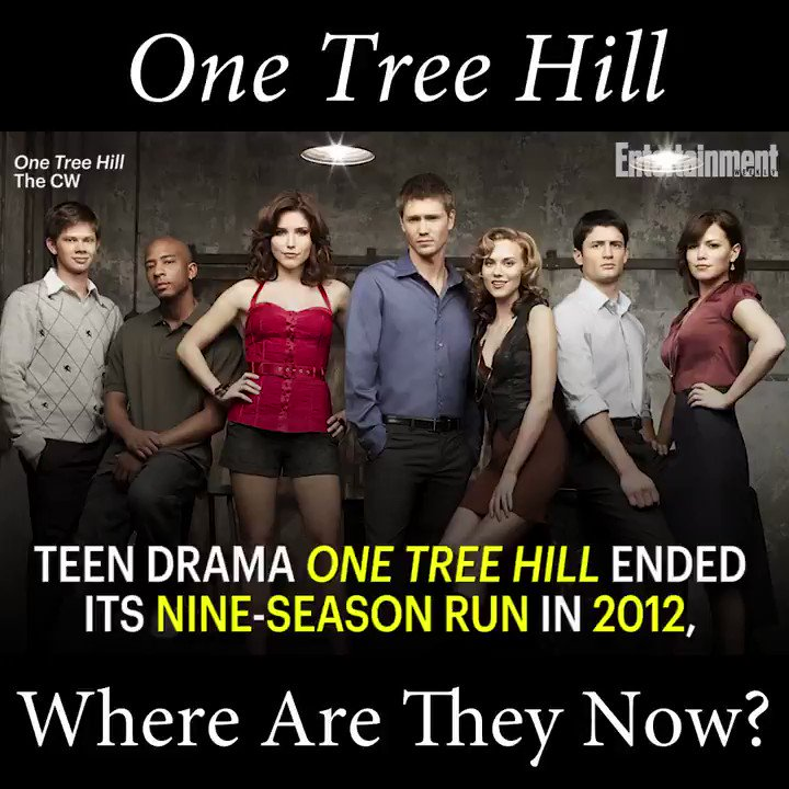 OneTreeHill premiered on this day 15 years ago! ?? See what the cast is up to now: