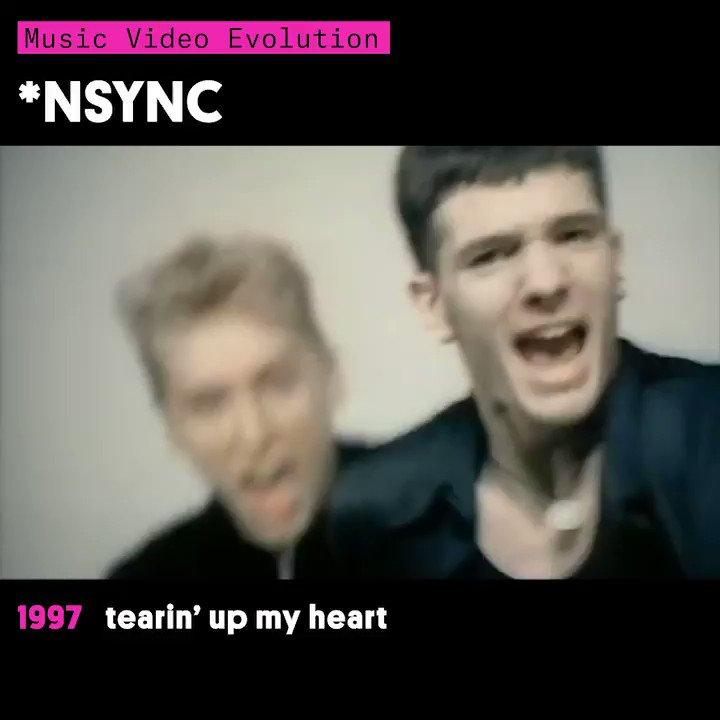 RT @billboard: *NSYNC has our heart ❤️ https://t.co/UUf2vA155x