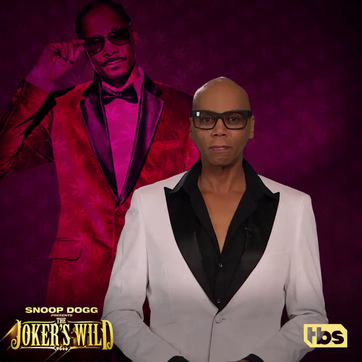 RT @JokersWildTBS: Sir Lady Snoop Paul does have a ring to it. ???? What do you guys think?https://t.co/RKO012Cpay https://t.co/NnP1OSxiux
