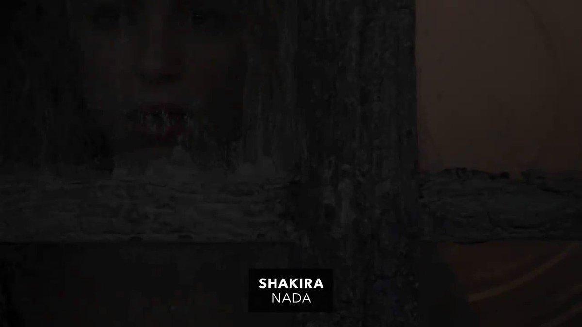 RT @VEVO_ESP: .@shakira estrena el videoclip de su nuevo single #Nada ¡Descúbrelo aquí! ▶︎https://t.co/EDy1V80cPI https://t.co/GAU1fq0BLA