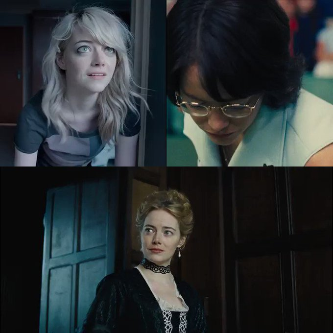 Happy Birthday to one of our Favourites, Emma Stone.