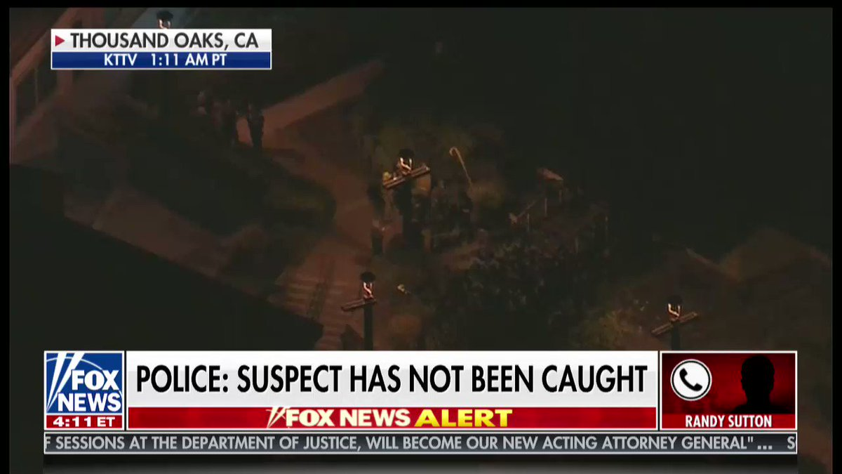 """Former Las Vegas Metro Police Lt. Randy Sutton: """"Those who respond to this show incredible bravery, because they are willing to quite literally run to the sound of the gunfire."""" @FoxFriendsFirst"""
