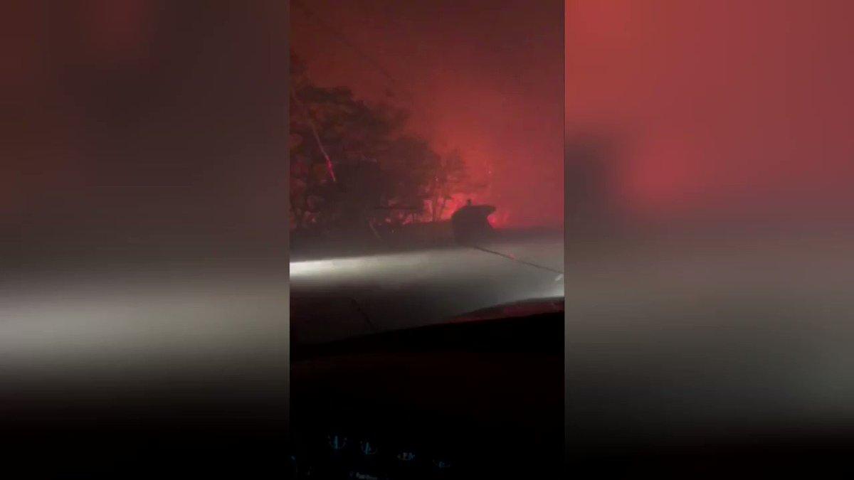 #Woolseyfire #CaliforniaWildfires ???? https://t.co/5eDuunuaLt