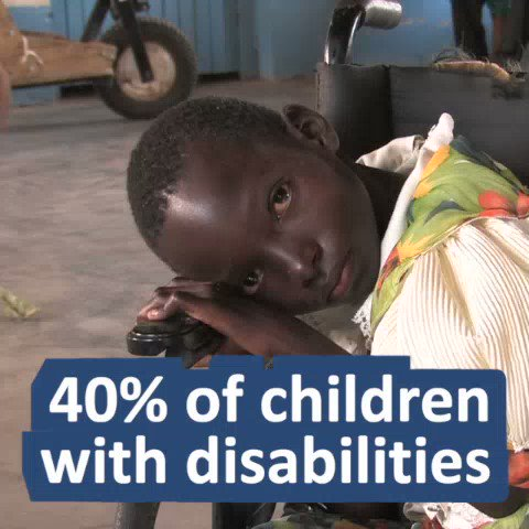 GPE's vision and #SDG4 call for inclusive and equitable quality education for all, including for children with disabilities.  https://t.co/enLKaOFICq