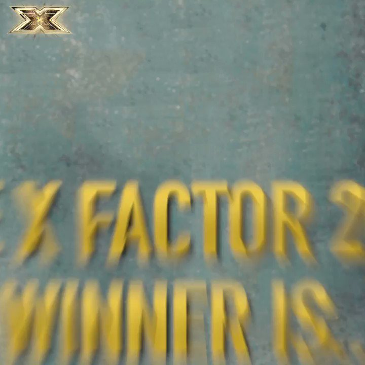 RT @TheXFactor: And the WINNER of the #XFactor 2018 is...@harrisdalton!!!!!????????❌ CONGRATULATIONS! ???????????? https://t.co/7ONdeJlj6z