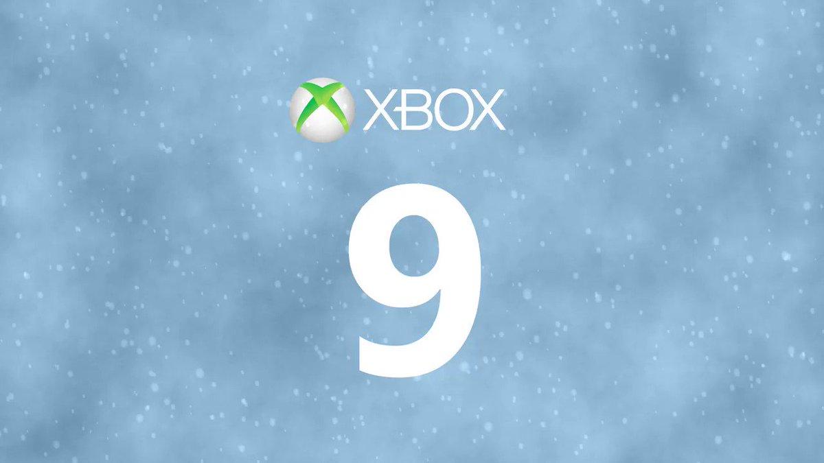 [Jour 9] C'est le calendrier de l'Avent avec #Xbox !  Retweet + Like + Commente pour tenter de gagner un pull de Noël Xbox, des boules de Noël Xbox et une manette Xbox One Gears Of War ! !  Le règlement ➡️