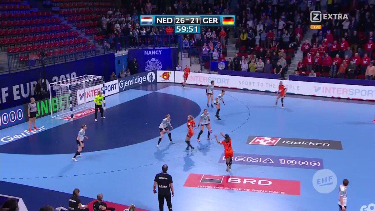 test Twitter Media - 🤾♀️Wij gaan naar Parijs, wij gaan naar Parijs! 🇳🇱 @nedteamhandbal wint met 27-21 van Duitsland en staat in de halve finale! 👏 Cheers dames! https://t.co/qjQicp1Akh