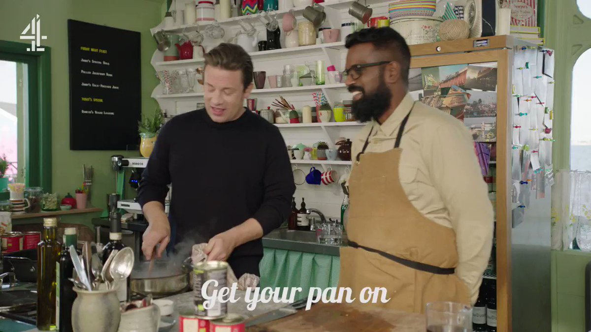 Sorry not sorry, @RomeshRanga. ????  #FridayNightFeast TONIGHT @Channel4 8pm https://t.co/r5vNtUYy9h