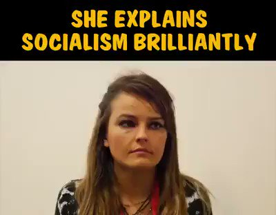 Gloria explains socialism perfectly! This is what we get if we adopt @AOC & @BernieSanders plans. Socialist leaders plan with absolute power & absolute power corrupts! https://t.co/hrgUbgd9BT