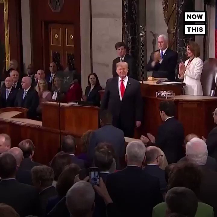 RT @nowthisnews: Trump averaged 1 false claim every 2 minutes in the #SOTU https://t.co/Bel8cbBH1k