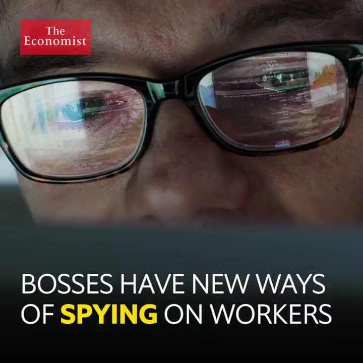 Companies are employing sophisticated surveillance techniques to monitor workers. Are they right to do so? https://t.co/pyK3c3VpVO