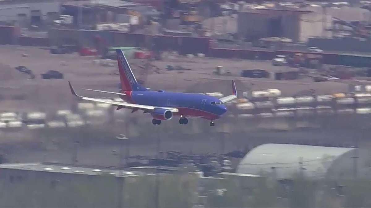 Southwest Airlines to probe a spike in grounded planes
