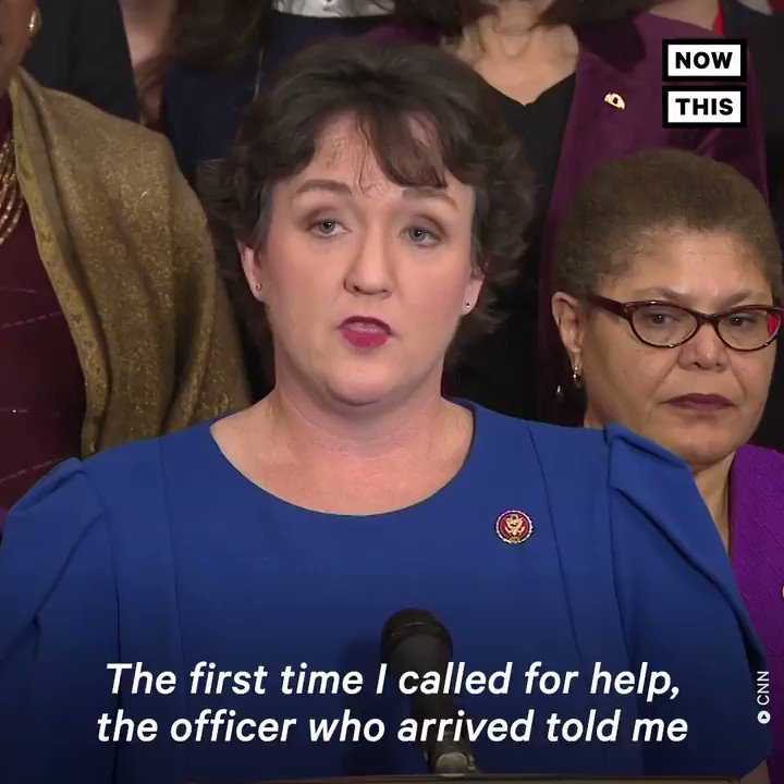 RT @nowthisnews: Reauthorizing the Violence Against Women Act is deeply personal for Rep. @katieporteroc https://t.co/yX1UnTCmxB