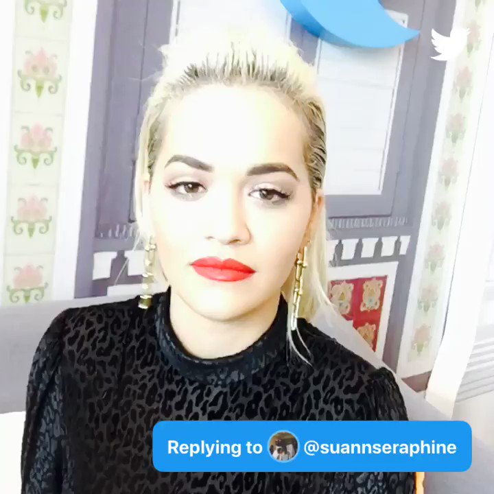Q: #AskRitaOra will you ever hold a concert in Singapore? ???? - @suannseraphine  A: https://t.co/AM4k1u7nR6