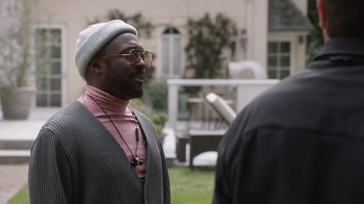 RT @therookie: Solid advice, @iamwill, solid advice! Check him out tonight on #TheRookie! https://t.co/TXjO6N2Yly