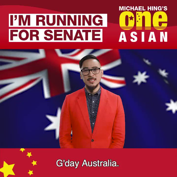 RT @hingers: Basically anyone can be a senator in Australia and I don't mean to brag but I'm basically anyone. https://t.co/n5JMjmwERl