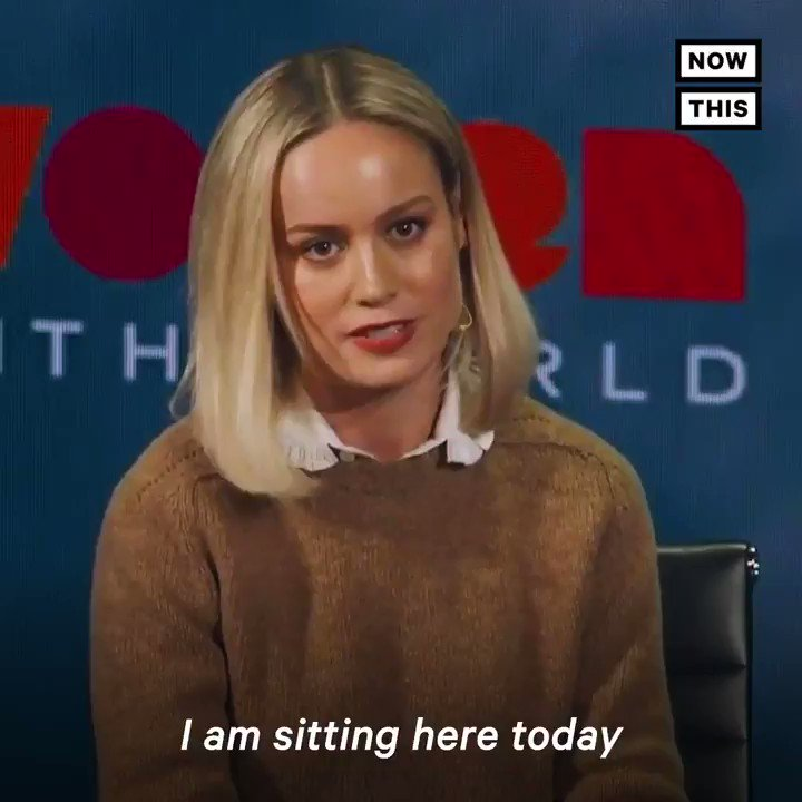 RT @UN_Women: Some motivation to never give up on your dreams from @brielarson ???? via @nowthisnews @WomenintheWorld  https://t.co/KIRyqWwKOh