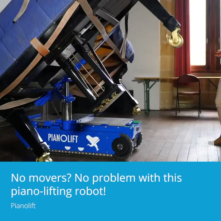 RT @DigitalTrends: This robot lifts and carriers your Piano. https://t.co/QYBfJ1U2E0