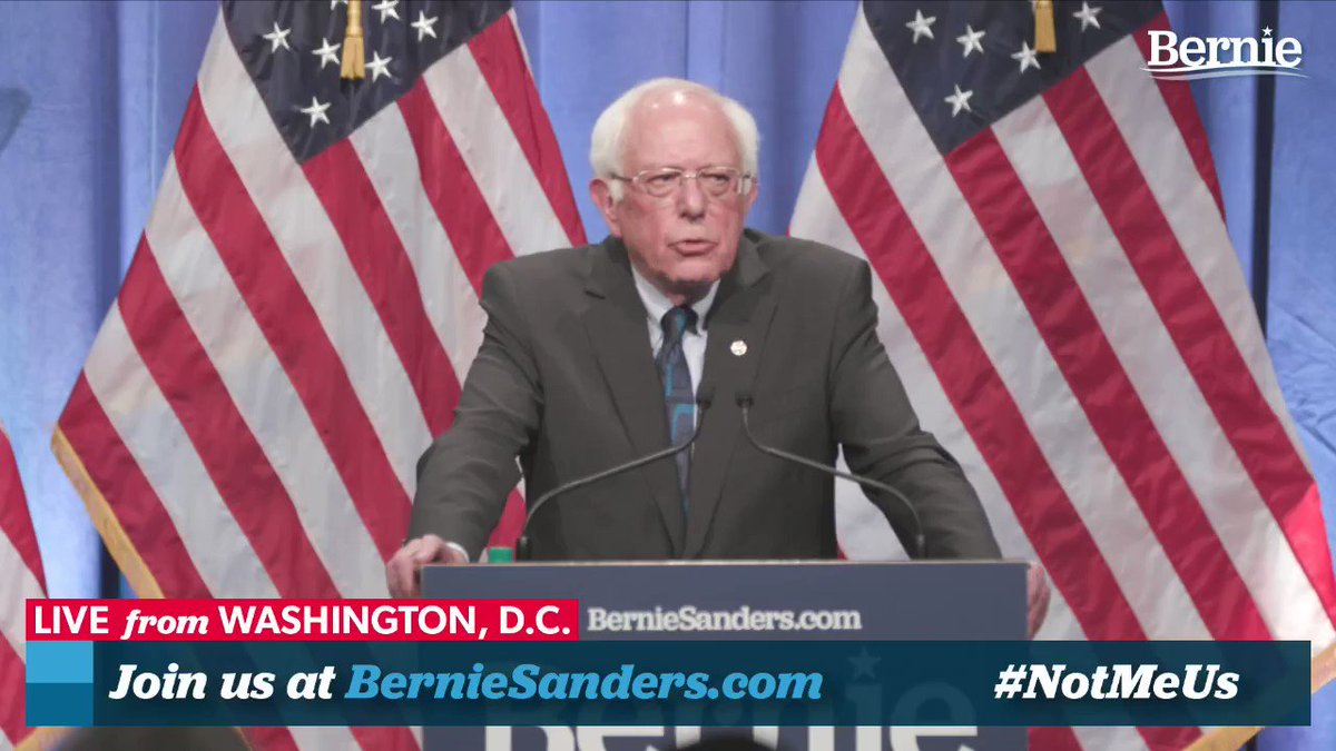 RT @BernieSanders: There is no freedom without economic freedom. #DemocraticSocialism https://t.co/0py3EHOD7Y