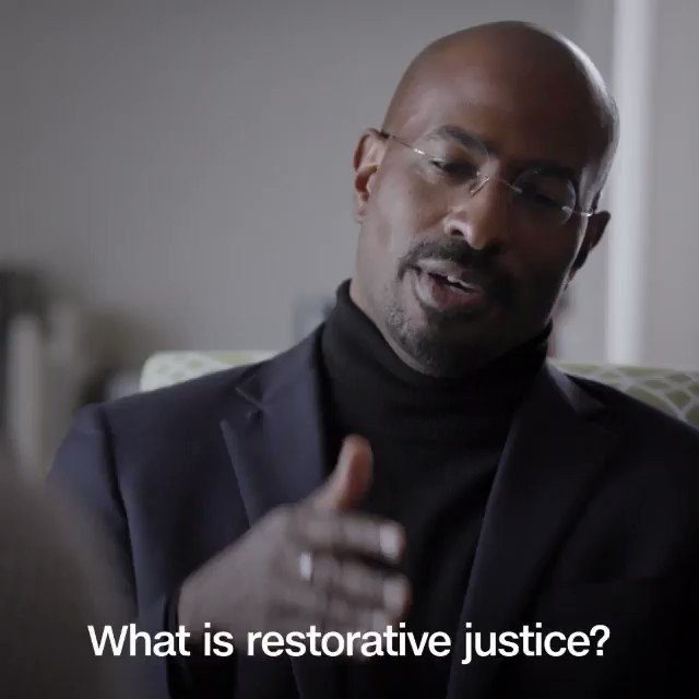 Two sons and the man incarcerated for the death of their father meet face to face. See their emotional journey on@VanJones68'snew @CNN Original Series, The #RedemptionProject. Tonight at 9p ET/PT https://t.co/WeU6wsW9Zr