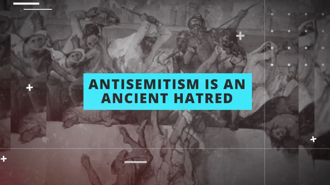 #Antisemitism through the ages. https://t.co/8gY1RNlFFG