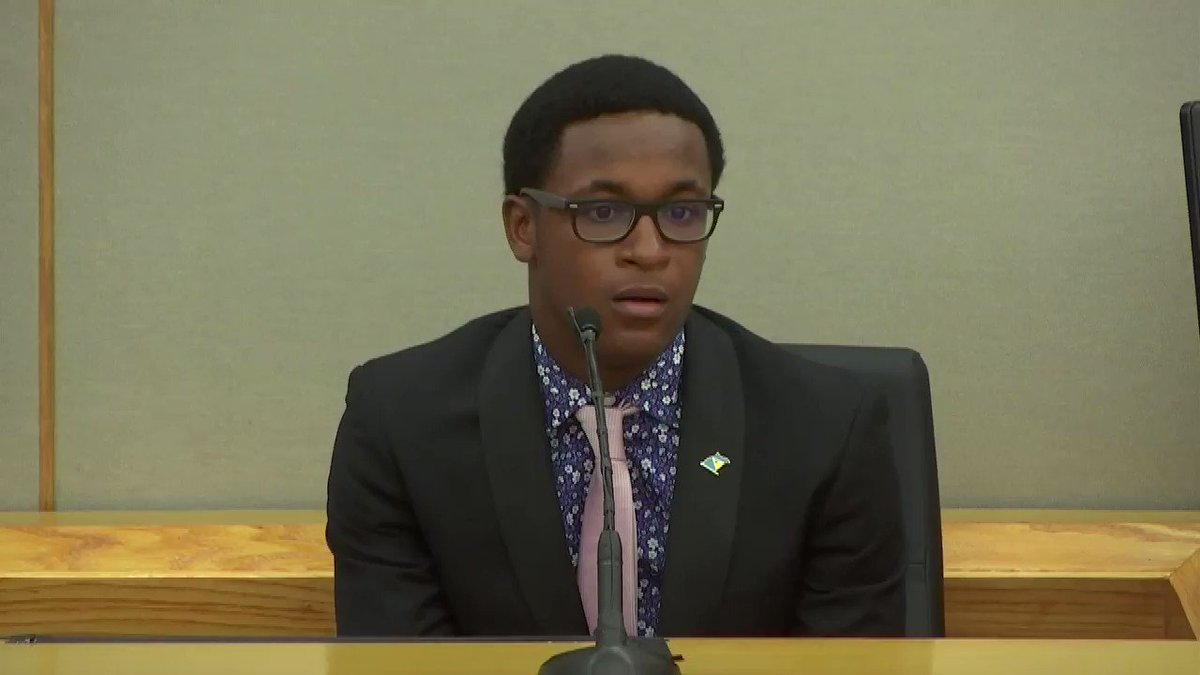 What a moment in the courtroom, just now. Botham Jean's brother Brandt took the opportunity to forgive Amber Guyger, tell her to devote her life to Christ, and then asked the judge if he could give Guyger a hug.  The judge, wiping tears from her eyes, allowed the moment to happen