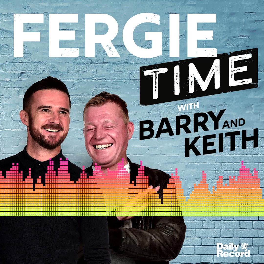 🎧 Fergie Time: How is Barry Ferguson getting on with his new diet? 🐰🥗 He's got a few big dinners coming up and tells @tedermeatballs all about it 🐟 #plantbased #vegetarian