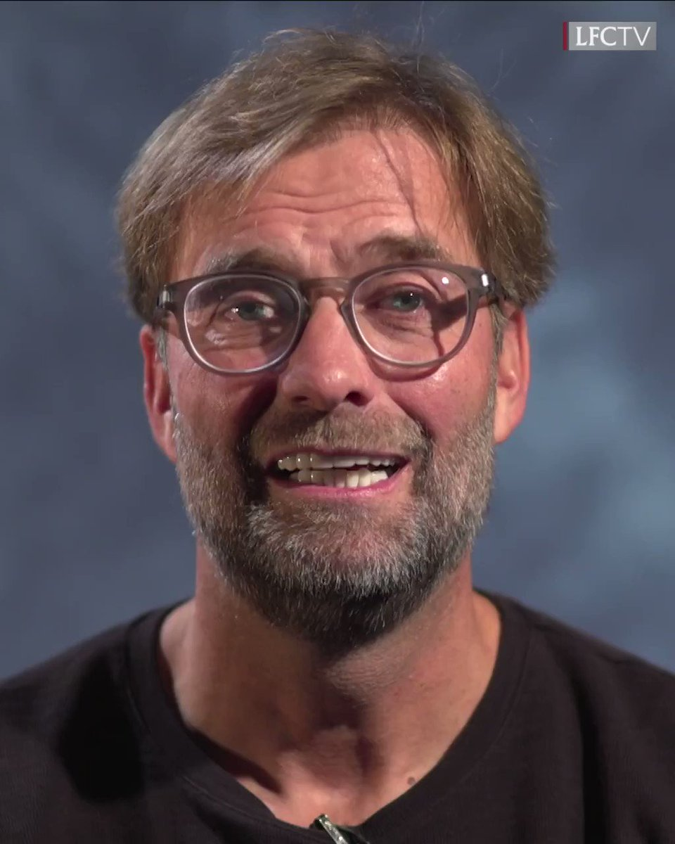 Thank you, Jürgen 😊❤️🙌